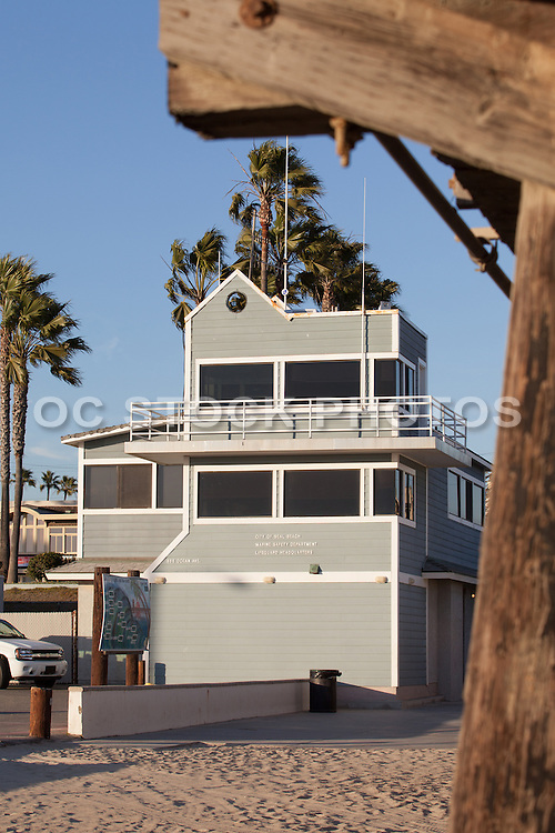 City Of Seal Beach Marine Safety Department And Lifeguard Headquarters