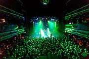 Blind Melon performing  at the Joy eslava  Club in Madrid in 2012