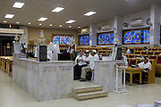 Israel, Tel Aviv, Beit Daniel, Tel Aviv's first Reform Synagogue during the service
