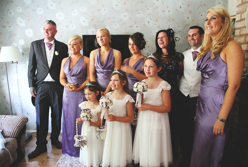 The beautiful Derby wedding of Ryan and Terrie