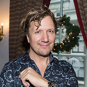 NLD/Amsterdam/20181206 - Sky Radio's Christmas Tree For Charity, Klaas van Kruistum