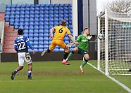 Oldham Athletic v Cambridge United 130321