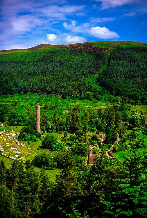 Glendalough, County Wicklow, Ireland