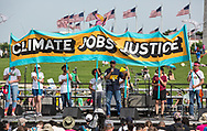 Nate James, President of the AFGE Local 3331.