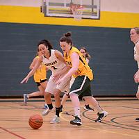 Regina Cougars Alumni Exhibition game on March  10 at the Centre for Kinesiology, Health and Sport Regina,Saskatchewan. Credit: Arthur Ward/Arthur Images