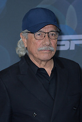 May 14, 2019 - New York, NY, USA - May 14, 2019  New York City..Edward James Olmos attending Walt Disney Television Upfront presentation party arrivals at Tavern on the Green on May 14, 2019 in New York City. (Credit Image: © Kristin Callahan/Ace Pictures via ZUMA Press)