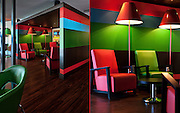 Commercial Interior Design Montreal: Lounge Bar in Ste-Julie, Quebec, Canada by Jean Lessard interior designer