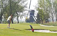 NOORDWIJK - Open Golfdagen op Golfcentrum Noordwijk. Foto KOEN SUYK