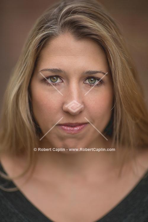 Actress Suzanne Bartolomei. <br /> <br /> (Photo by Robert Caplin)