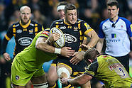 Wasps v Leicester Tigers 080117