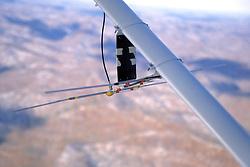 Radio Tracking Devise On Airplane