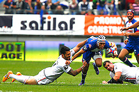 Gio APLON - 16.05.2015 - Grenoble / Stade Toulousain - 25eme journee de Top 14<br />Photo : Jack Robert / Icon Sport
