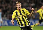 Manchester City v Borussia Dortmund 031012