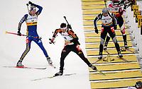Biathlon, 09. december 2004, World Cup,  Sven Fischer , Germany