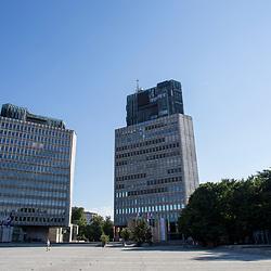 20170718: SLO, Buildings - TR3 Tower in Ljubljana