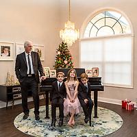 Ball Family Christmas card 2019