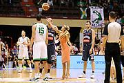 DESCRIZIONE : Forli DNB Final Four 2014-15 Gecom Mens Sana 1871 Eternedile Bologna<br /> GIOCATORE : <br /> CATEGORIA : pregame before curiosita<br /> SQUADRA : <br /> EVENTO : Campionato Serie B 2014-15<br /> GARA : Gecom Mens Sana 1871 Eternedile Bologna<br /> DATA : 13/06/2015<br /> SPORT : Pallacanestro <br /> AUTORE : Agenzia Ciamillo-Castoria/M.Marchi<br /> Galleria : Serie B 2014-2015 <br /> Fotonotizia : Forli DNB Final Four 2014-15 Gecom Mens Sana 1871 Eternedile Bologna