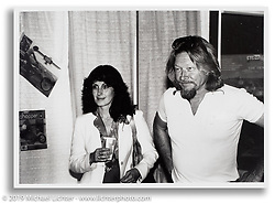 Bev and Arlen Ness. ©1975 Ness Family Archive Photo