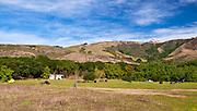 Campground at Andrew Molera State Park, Big Sur, California