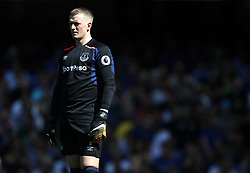 Everton goalkeeper Jordan Pickford