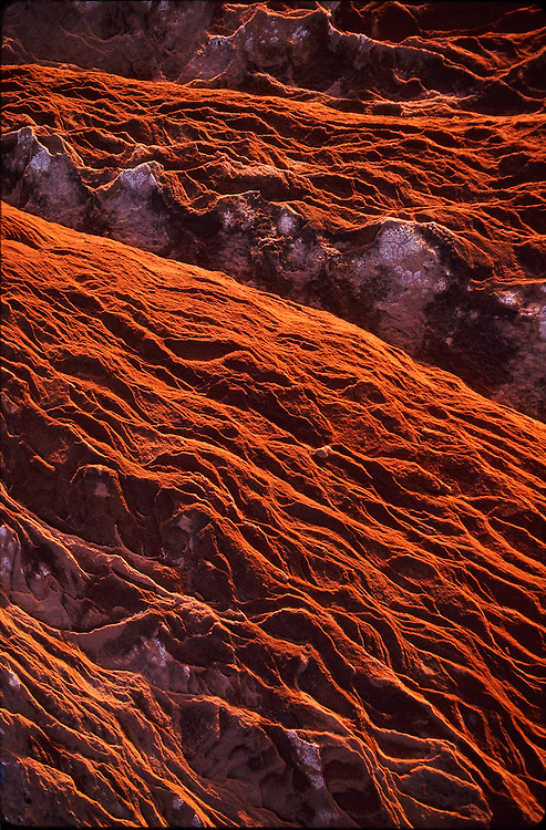 sandstone ripples, Canyonlands National Park