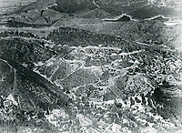 1930 Looking NE at the Outpost Estates