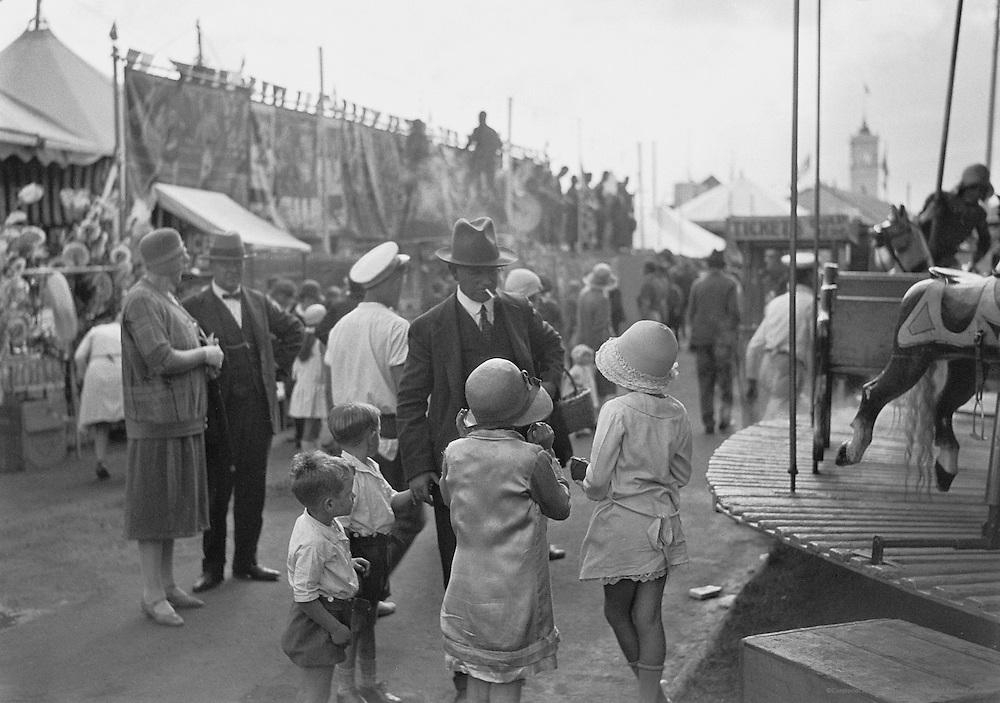 Royal Agricultural Show, Sydney, Australia, 1930