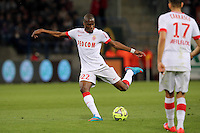 Geoffrey KONDOGBIA  - 10.04.2015 - Caen / Monaco - 32e journee Ligue 1<br />