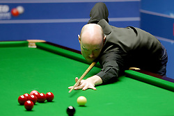 Gary Wilson during day twelve of the 2019 Betfred World Championship at The Crucible, Sheffield.