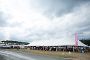 The Catskill Stage/Dance Tent.