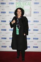 Sylvie Bermann, Ambassador of France to the UK, The Paddy Power Political Book Awards, BFI Imax, London UK, 28 January 2015, Photo by Richard Goldschmidt