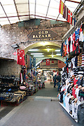 Turkey, Antalya, The old city The Old Bazaar