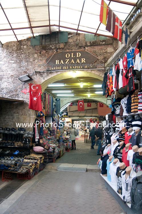 Turkey, Antalya, The old city The Old Bazaar