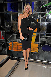 TESS DALY at the 2nd Rodial Beautiful Awards in aid of the Hoping Foundation held at The Sanderson Hotel, 50 Berners Street, London on 1st February 2011.