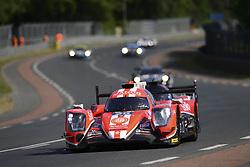 June 4, 2017 - Le Mans, France - 25 CEFC MANOR TRS RACING (CHN) ORECA 07 GIBSON LMP2 ROBERTO GONZALES (MEX) SIMON TRUMMER (CHE) VITALY PETROV  (Credit Image: © Panoramic via ZUMA Press)