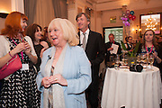 JUDY FINNIGAN; RICHARD MADELEY, Romantic Novelists Association The RoNas Awards - RICHARD MADELEY & JUDY FINNIGAN - ballroom of the RAF Club, 128 Piccadilly, London. 26 February 2013