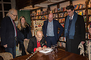 NAIM ATTALLAH, A Scribbler in Soho: A Celebration of Auberon Waugh, Daunt BooksLondon. 30 January 2019
