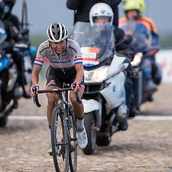 22-08-2020: Wielrennen: NK vrouwen: Drijber<br /> Anouska Koster (Netherlands / Team Parkhotel Valkenburg)