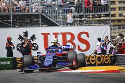 May 25, 2019 - Monte Carlo, Monaco - Motorsports: FIA Formula One World Championship 2019, Grand Prix of Monaco, .#23 Alexander Albon (THA, Red Bull Toro Rosso Honda) (Credit Image: © Hoch Zwei via ZUMA Wire)