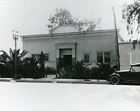 1921 Century Film Co. on Sunset Blvd.