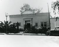 1921 Century Film Co. on Sunset Blvd.