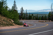 Pikes Peak International Hill Climb 2014: Pikes Peak, Colorado. 20