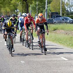 04-05-2019: Wielrennen: Ronde van Overijssel: Rijssen<br />Justin Timmermans (Hardenberg)