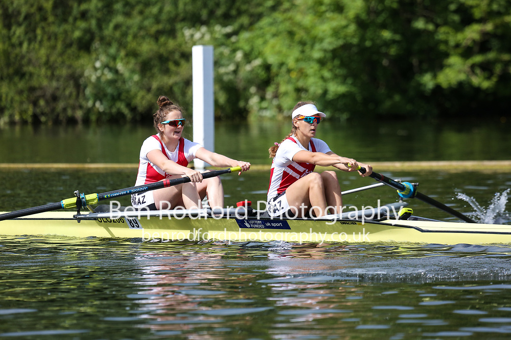 Race: 5 - Championship 2-<br /> <br /> Henley Women's Regatta 2019<br /> Friday<br /> <br /> To purchase this photo, or to see pricing information for Prints and Downloads, click the blue 'Add to Cart' button at the top-right of the page.