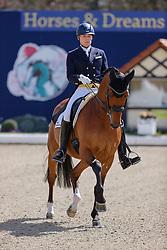 HAGEN a.T.W. - Horses and Dreams meets Japan Sports Edition 2021<br /> <br /> RUOSTE Henri (FIN), Rossetti<br /> CDI 4* Grand Prix<br /> Qualifikation für Grand Prix Special<br /> Preis des Gestütes Vorwerk<br /> <br /> Hagen a.T.W., Hof Kasselmann<br /> 23. April 2021<br /> © www.sportfotos-lafrentz.de/Stefan Lafrentz