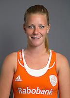 ARNHEM - Caia van Maasakker.  Nederlands Hockeyteam dames voor Wereldkamioenschappen hockey 2014. FOTO KOEN SUYK