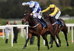 Kemboy ridden by Ruby Walsh wins the Coral Punchestown Gold Cup during day two of the Punchestown Festival at Punchestown Racecourse, County Kildare, Ireland.