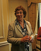 Lesley Horton, 2006 Cartier CWA Diamond Dagger Awards,  The Savoy, London. 10 May 2006.  Elmore Leonard receives Crime Writers' Association award recognising an outstanding contribution to the genre. ONE TIME USE ONLY - DO NOT ARCHIVE  © Copyright Photograph by Dafydd Jones 66 Stockwell Park Rd. London SW9 0DA Tel 020 7733 0108 www.dafjones.com