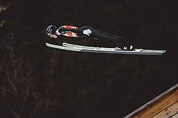 04.03.2021, Oberstdorf, GER, FIS Weltmeisterschaften Ski Nordisch, Oberstdorf 2021, Herren, Skisprung HS137, Qualifikation, im Bild Gregor Deschwanden (SUI) // Gregor Deschwanden of Switzerland during qualification for the ski jumping HS137 competition of FIS Nordic Ski World Championships 2021 in Oberstdorf, Germany on 2021/03/04. EXPA Pictures © 2021, PhotoCredit: EXPA/ JFK