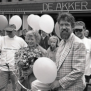 NLD/Huizen/19910622 - Ds.van Wierden neemt afscheid van zijn gemeente in Huizen